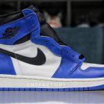 Nike Air Jordan 1 Retro High OG Game Royal (555088-403) - Side