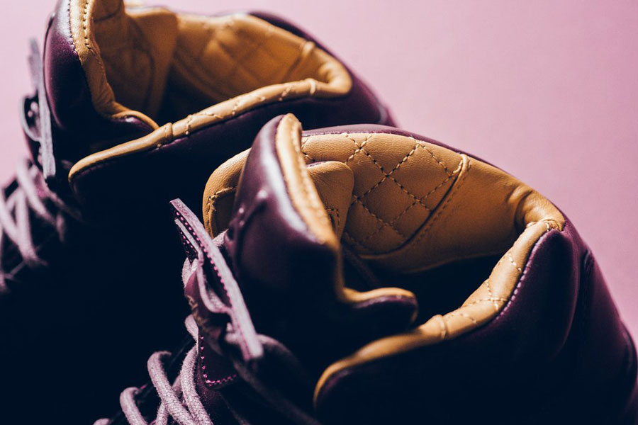 Nike Air Jordan 5 Retro Premium Bordeaux (881432 612) - Lining