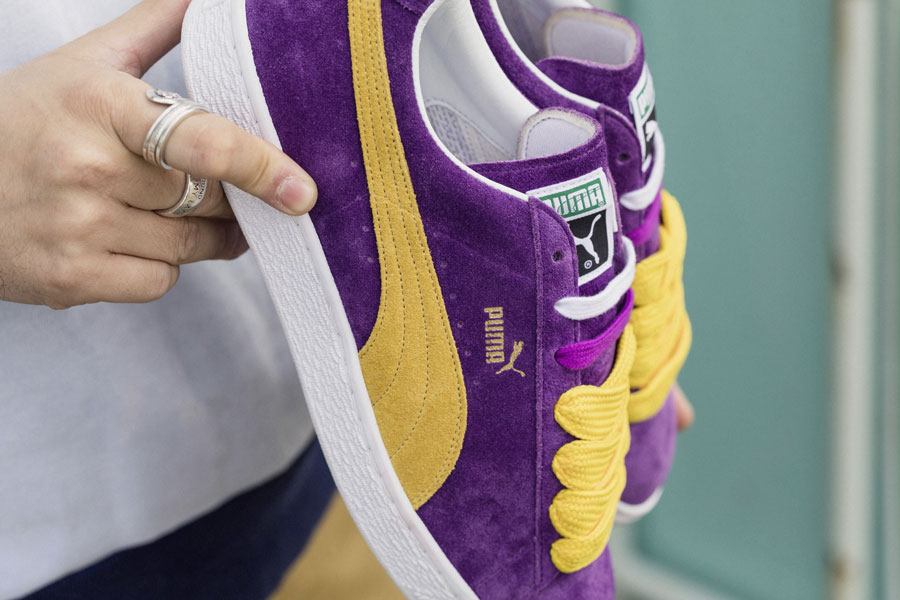 PUMA Suede 50 Made In Japan The Collectors - Formstrip
