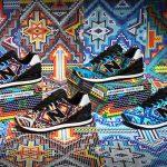 Ricardo Seco x New Balance 574 Collection