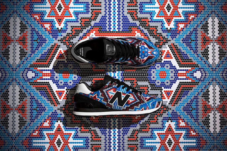 Ricardo Seco x New Balance 574 Collection (UL574RS4 36)