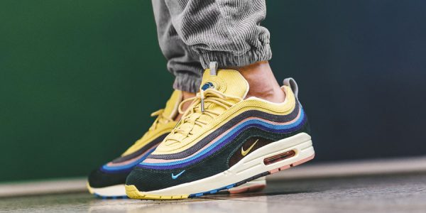 An On-Feet Look at Sean Wotherspoon's Air Max 1 / 97
