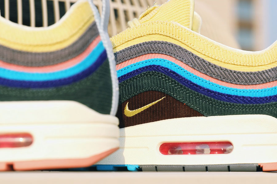 Sean Wotherspoon x Nike Air Max 1 97 More Air (Midsole)