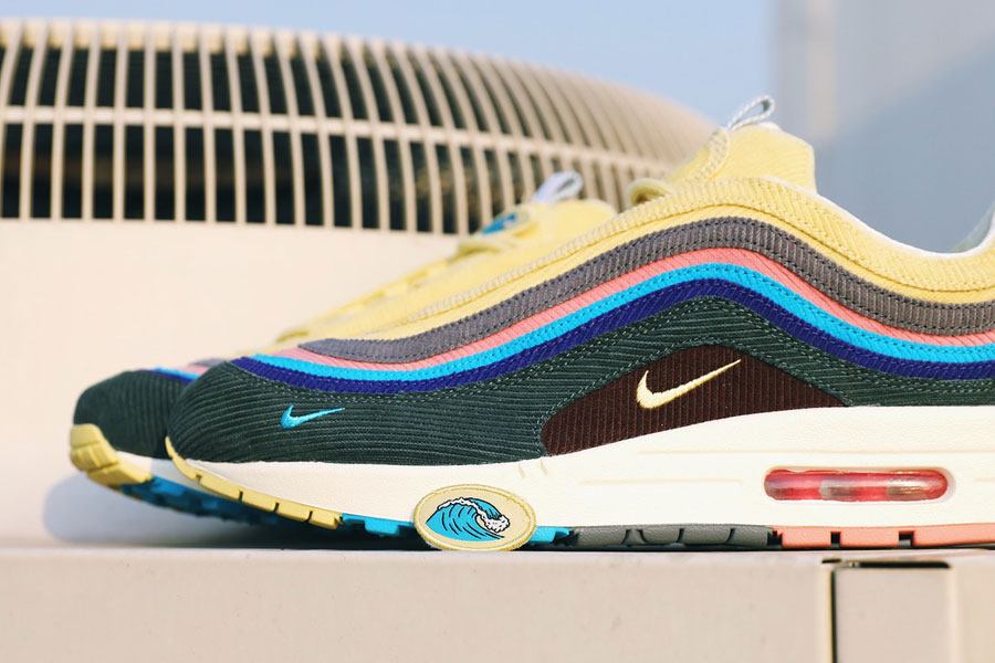 Sean Wotherspoon x Nike Air Max 1 97 More Air (Swoosh)
