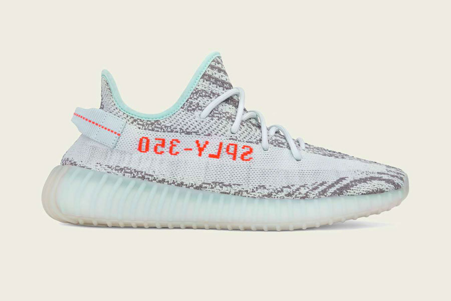 Sneaker Releases in December 2017 - adidas YEEZY BOOST 350 v2 Blue Tint