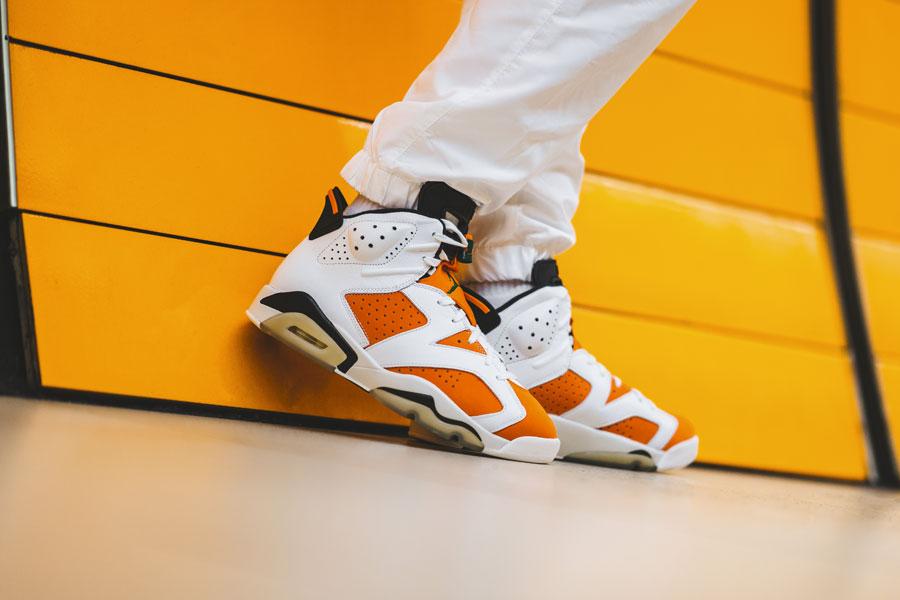 Sneaker Releases in December 2017 - Nike Air Jordan 6 Retro Gatorade