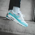 Sneaker Releases in December 2017 - Nike Air Max 1 Anniversary White Aqua