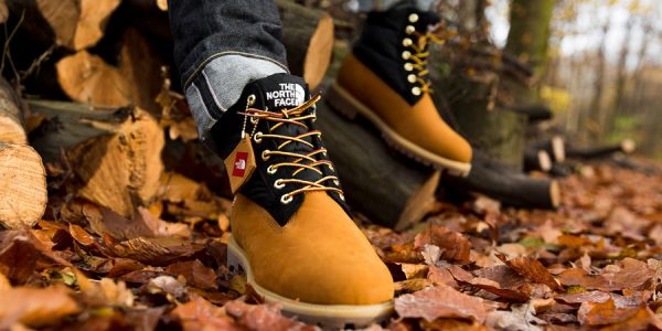 Where to Get the Timberland x The North Face Nuptse Boot