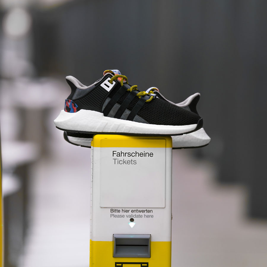 adidas EQT Support 93 Berlin BVG