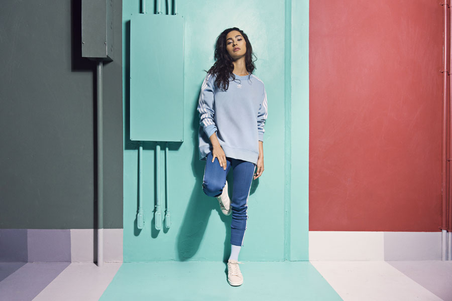 adidas Original Is Never Finished 2018 - Adrianne Ho