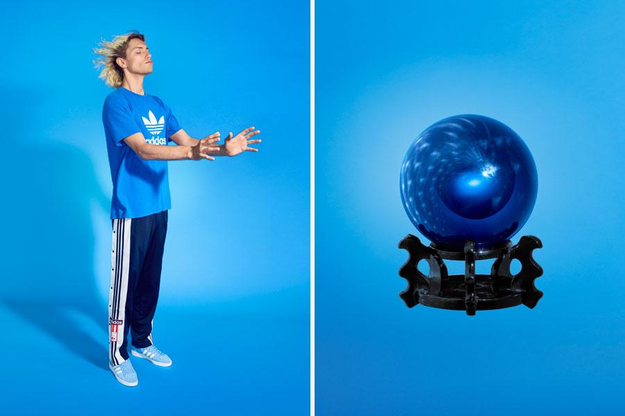 adidas Originals adicolor 2018 - Blue (Men)
