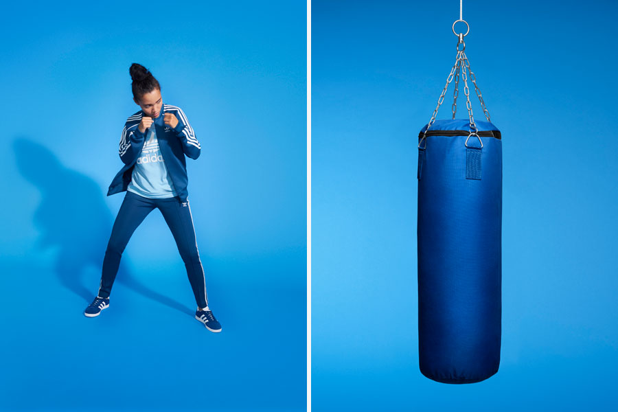 adidas Originals adicolor 2018 - Blue (Women)
