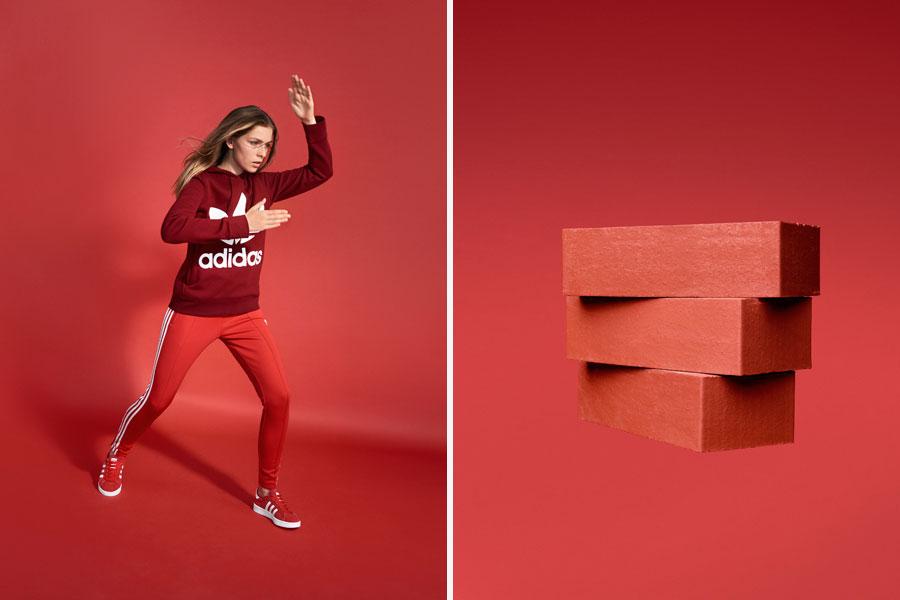 adidas Originals adicolor 2018 - Red (Women)