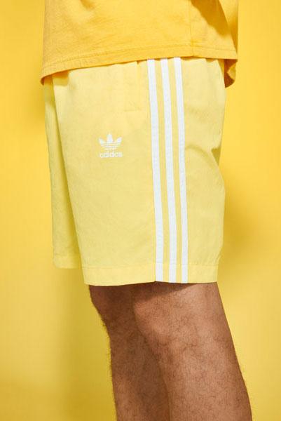 adidas Originals adicolor 2018 - Yellow Shorts (Men)