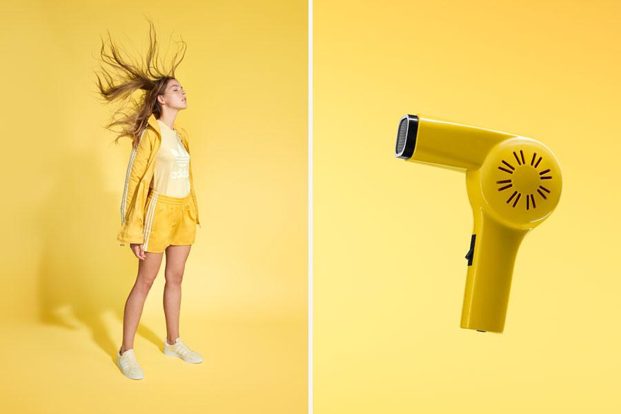 adidas Originals adicolor 2018 - Yellow (Women)