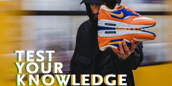 The Big Nike Air Max Quiz