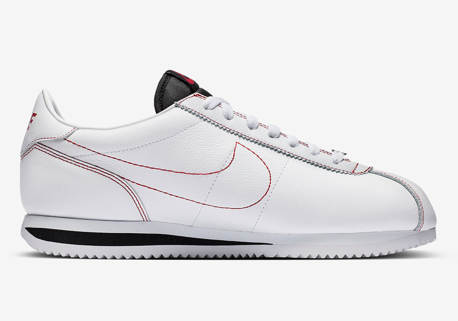 Kendrick Lamar x Nike Cortez Kenny 1 (AV8255-106) - Right