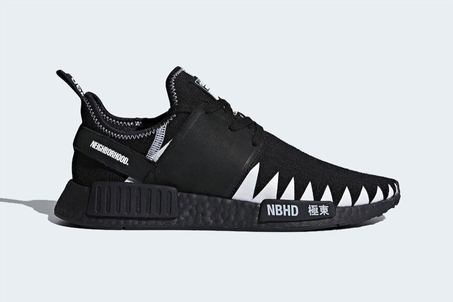 NEIGHBORHOOD x adidas NMD R1 - Side