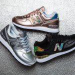 New Balance 574 Glitter Punk Pack