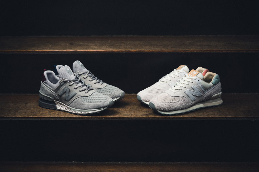 New Balance 574 Peaks to Streets Pack - Sport and Classic