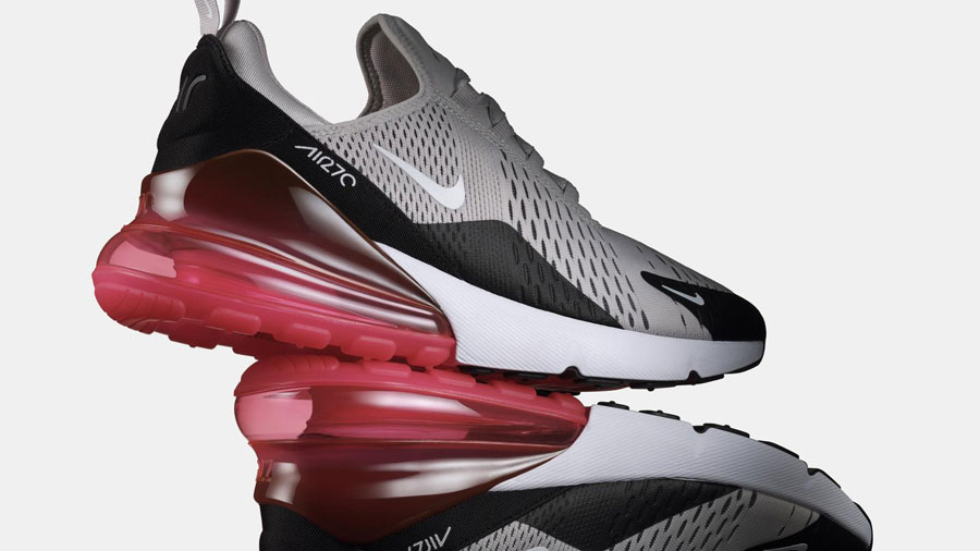 Nike Air Max 270 (Red Grey) - Sole