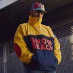 Polo Ralph Lauren Snow Beach Collection 2018 - Half Zip Smock Jacket