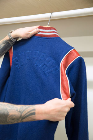 Ross Wilson Supreme Collection - The Idle Man (Wilson's Vaults) - College Jacket