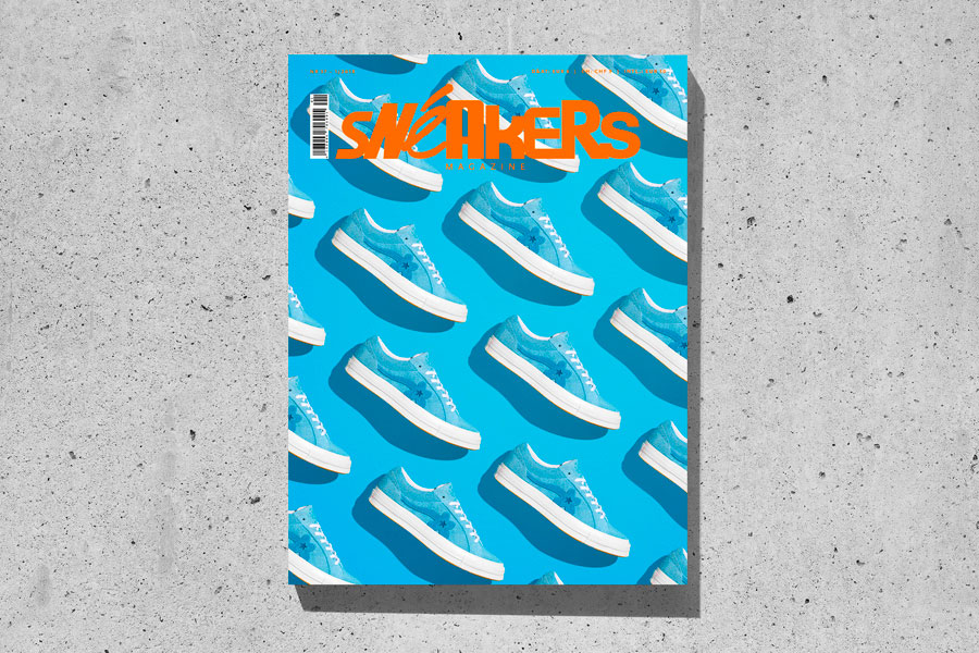 Sneakers Mag - January 2018