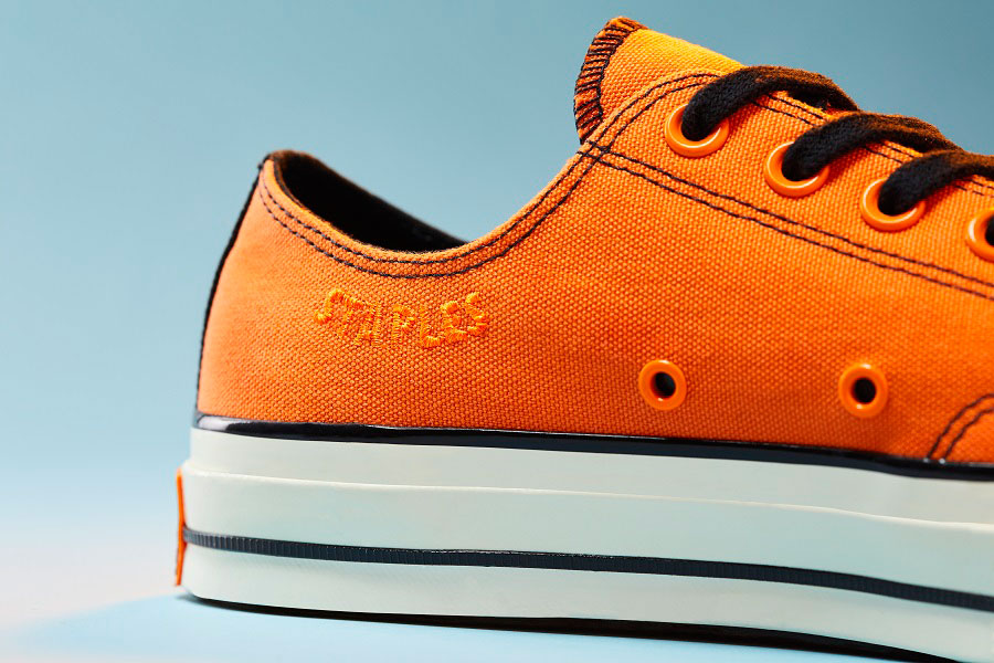 Vince Staples x Converse Big Fish Theory - Chuck 70 Ox (Side)