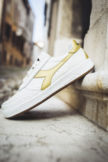 5 Facts About the Diadora B Elite - L White Gold