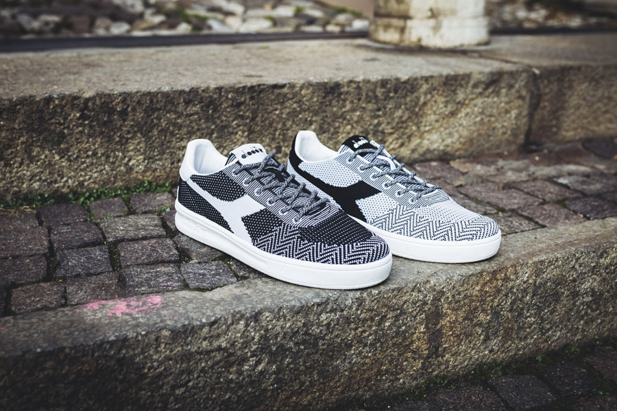5 Facts About the Diadora B Elite Weave - Black White
