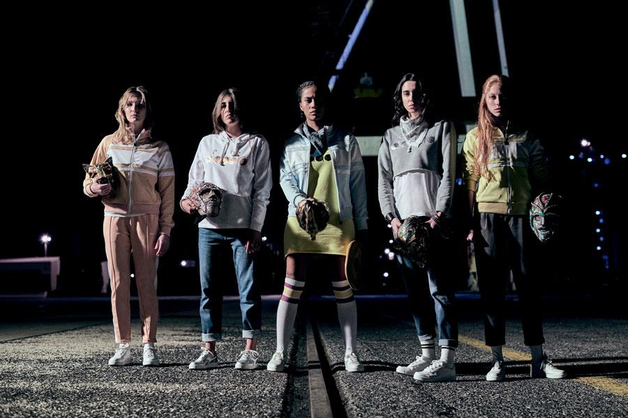 Diadora SS18 Sportswear Collection - Apparel (Women's)