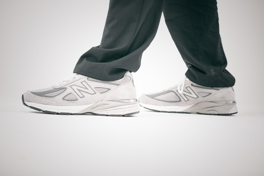 General Releases - No Time For Hype - Anton - New Balance 990 (On feet)