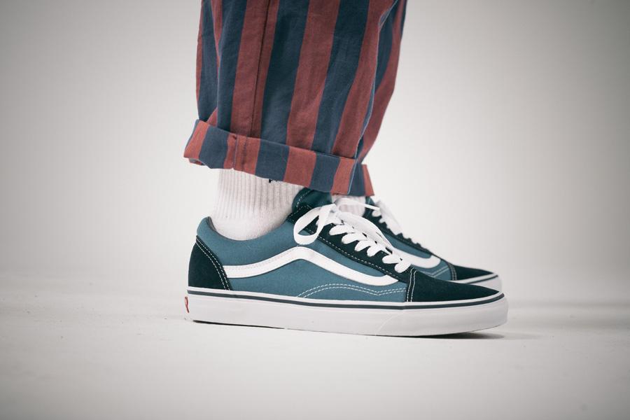 General Releases - No Time For Hype - Daan - VANS Old Skool (On feet)