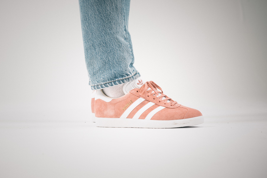 General Releases - No Time For Hype - Uma - adidas Gazelle (On feet)