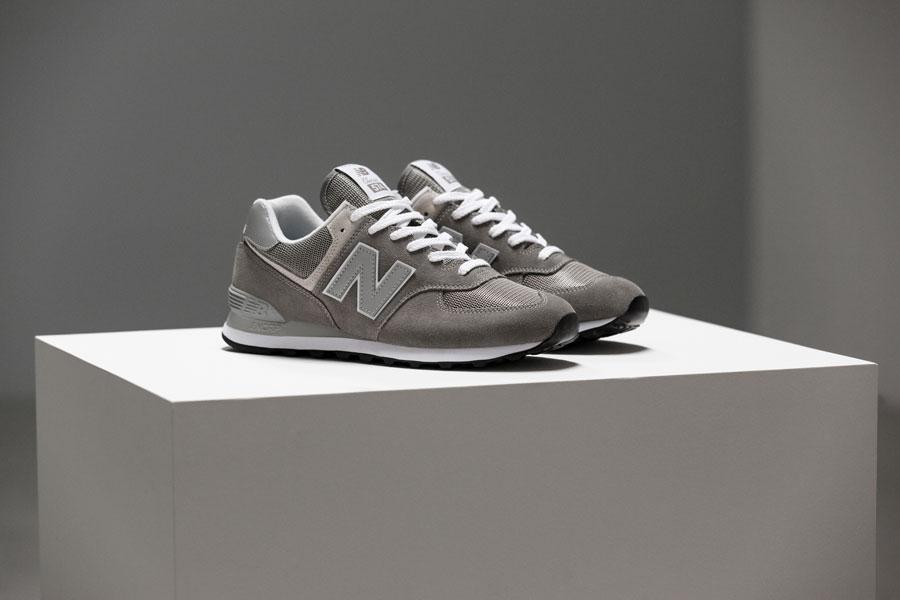 New Balance 574 Classic Grey ML574EGG - Mood