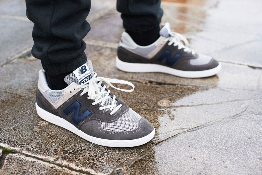 New Balance 576 Made in UK OG Pack - CT576OGG (On feet)