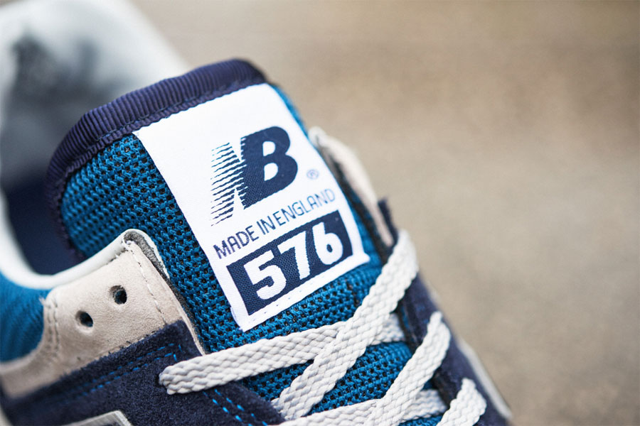 New Balance 576 Made in UK OG Pack - OM576OGN (Tongue)