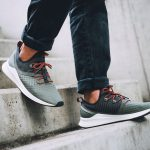 New Balance Fresh Foam Lazr Hyposkin - MLAZRHM Men (On feet Side)
