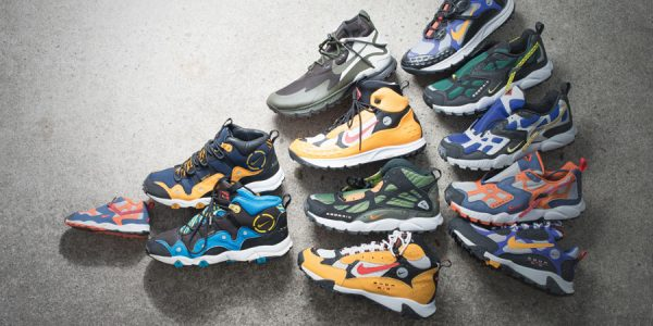 Nike ACG – Mud-Puddles in the Concrete Desert