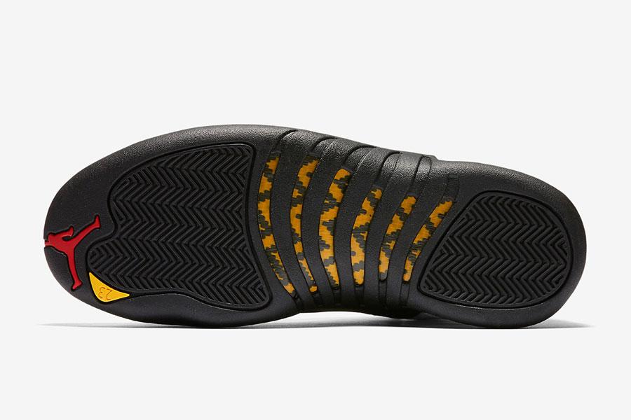 Nike Air Jordan 12 Taxi 2018 Retro (130690-125) - Sole