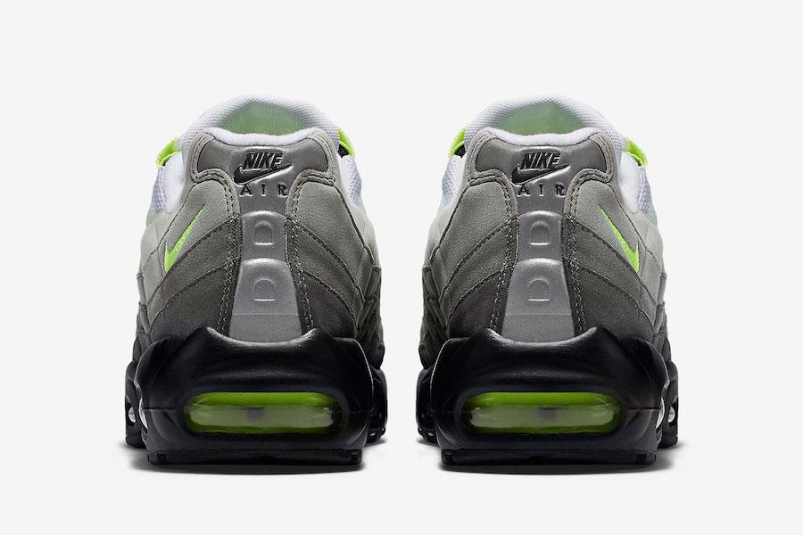Nike Air Max 95 OG Neon - Back