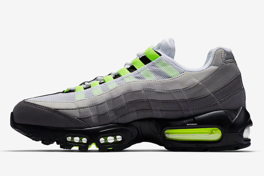 Nike Air Max 95 OG Neon - Right