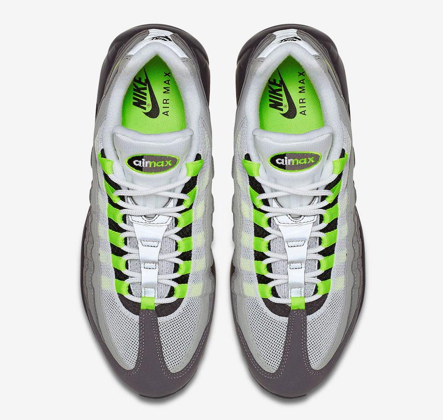 Nike Air Max 95 OG Neon - Top