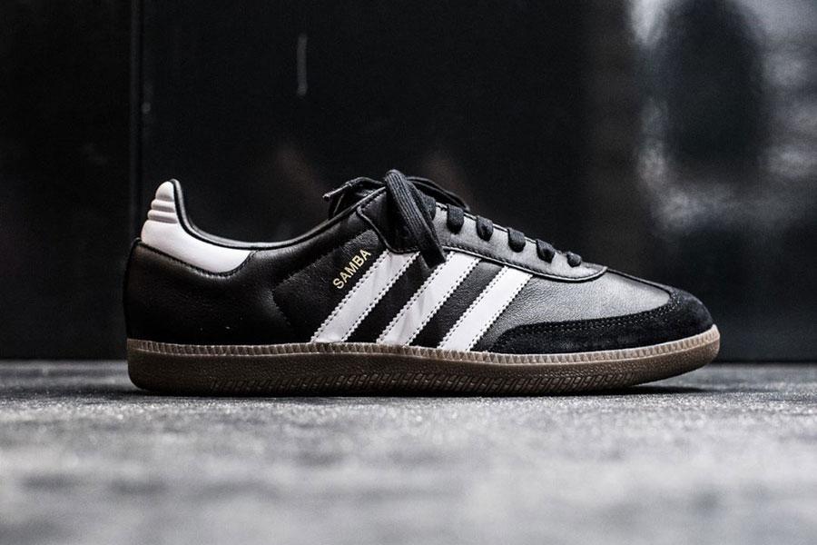Sneakers for Less Than 100 € - adidas Samba OG (Black)