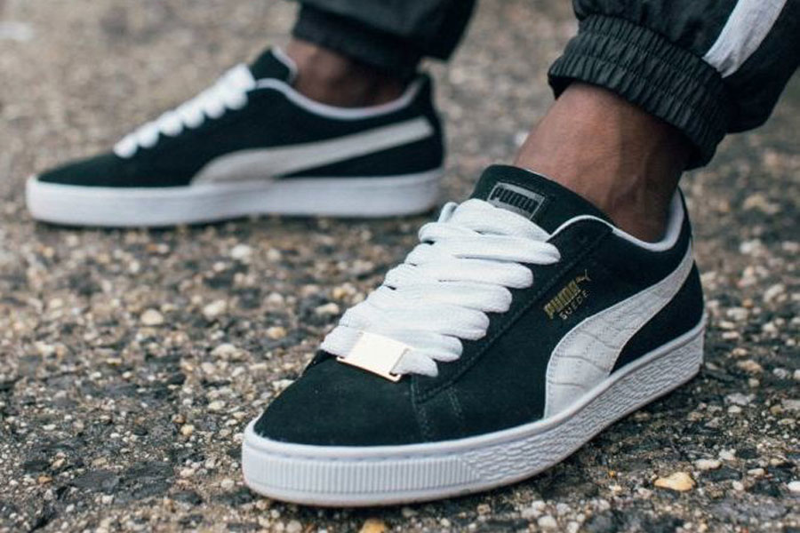 Sneakers for Less Than 100 € - PUMA Suede Classic BBOY Fabolous (Black)