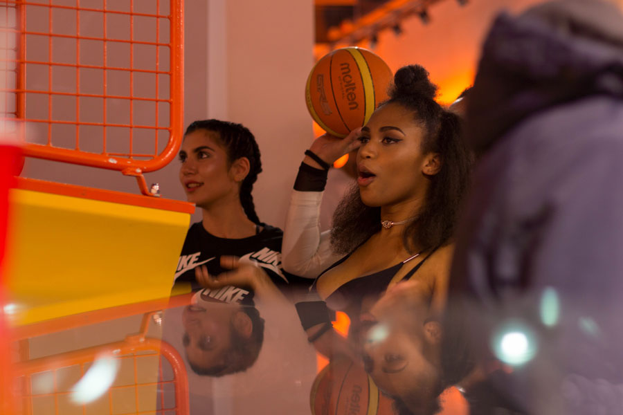 SNIPES Berlin Air Jordan III Black Cement 2018 - Basketball