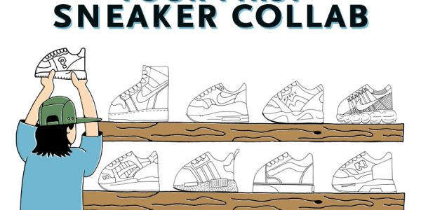 What's the Perfect Sneaker for Your First Collab?