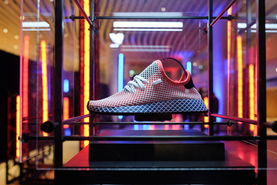 adidas Deerupt - Vice President of Product Footwear Morgan Boeri (Interview) - Paris Release Event