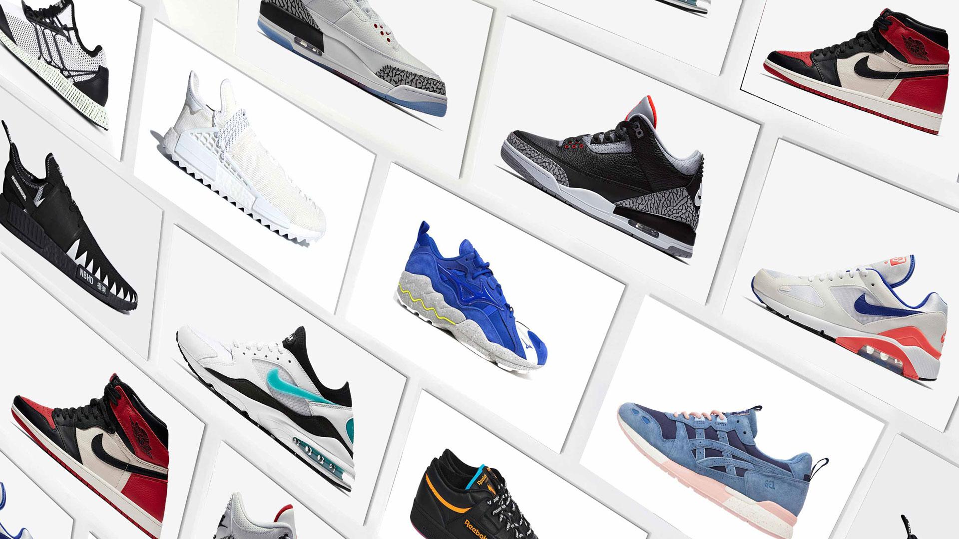 Best Sneakers of February 2018 - Final (Slide)